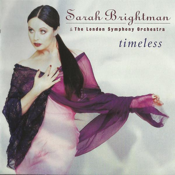 Sarah Brightman & The London Symphony Orchestra Timeless Vinyl