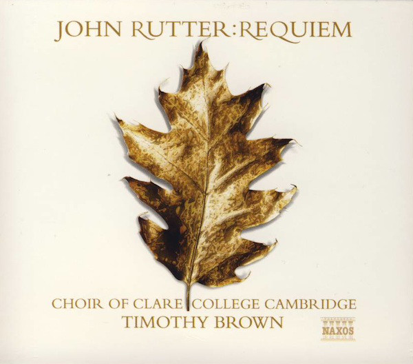 Rutter - Timothy Brown Requiem