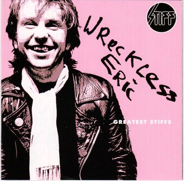 Wreckless Eric Greatest Stiffs CD