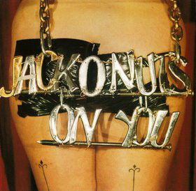 Jack'O'Nuts On You CD