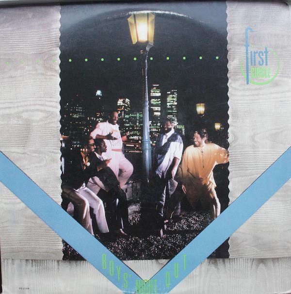 First Circle Boys' Night Out Vinyl
