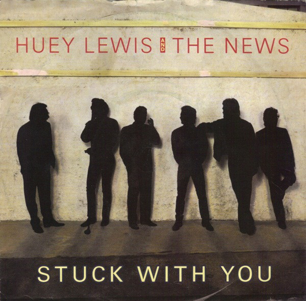 Lewis Huey & The News Stuck With You