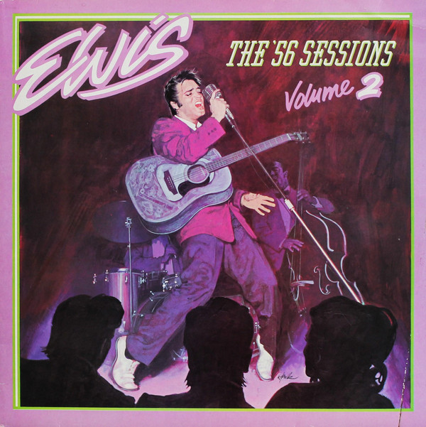 Presley, Elvis Elvis The '56 Sessions Volume 2 Vinyl