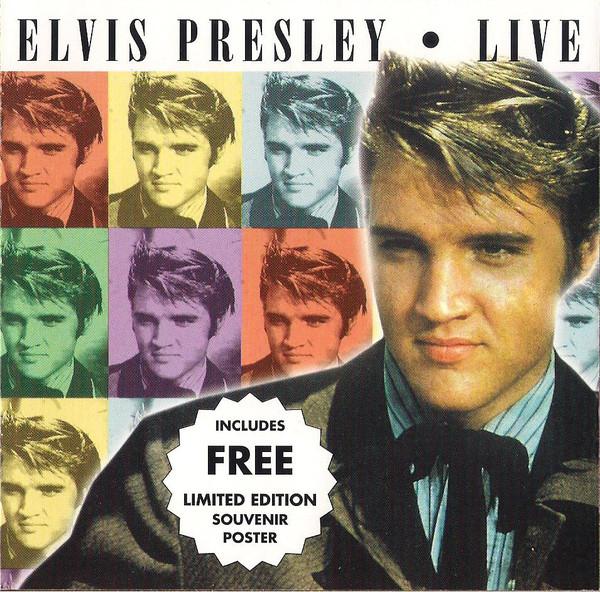 Presley, Elvis Live CD