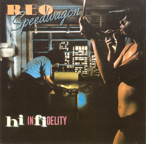 REO Speedwagon Hi Infidelity (30th Anniversary) Vinyl