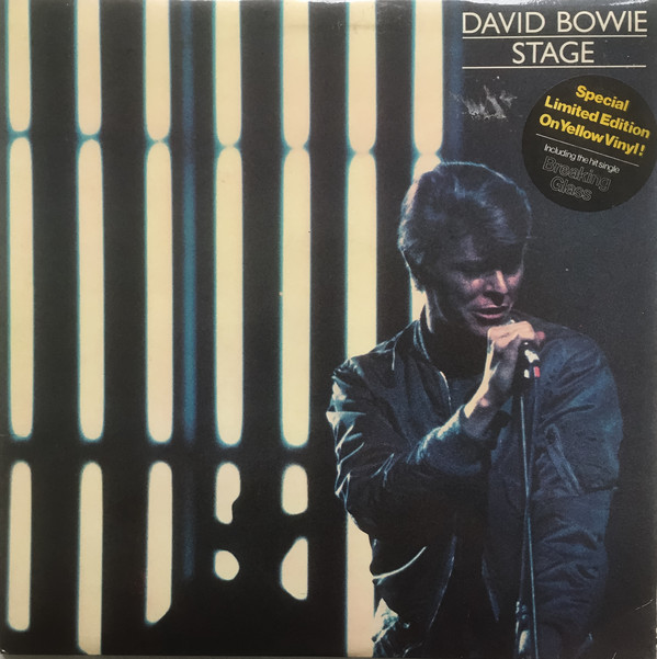 Bowie David Stage Vinyl