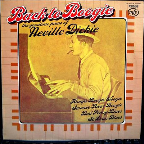 Holiday Billie Back To Boogie (The Goodtime Piano Of Neville Dickie)