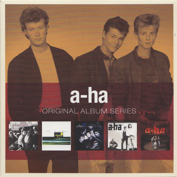 A-Ha Original Album Series