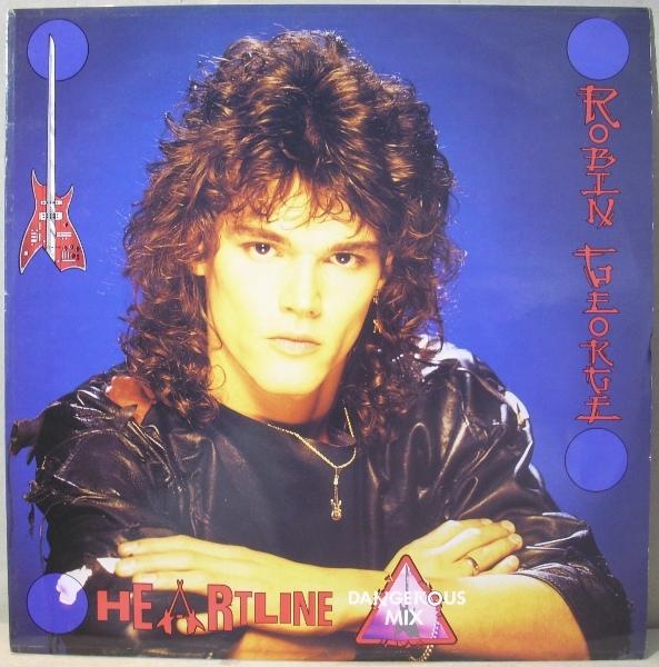 George, Robin Heartline Vinyl