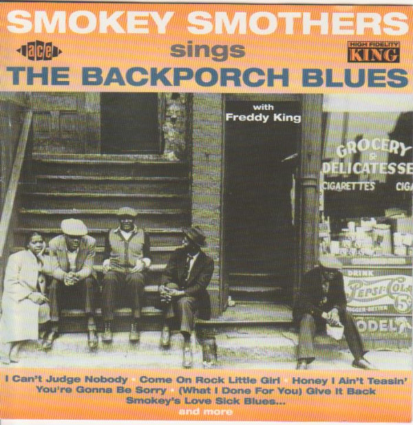 Smothers, Smokey Sings The Backporch Blues