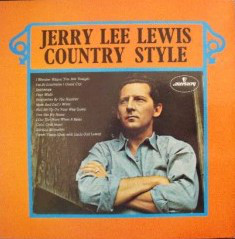 Lewis, Jerry Lee Country Style Vinyl