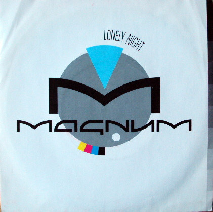 Magnum Lonely Night Vinyl