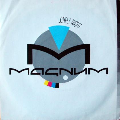Magnum Lonely Night Vinyl