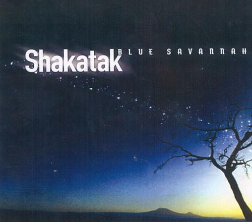Shakatak Blue Savannah CD
