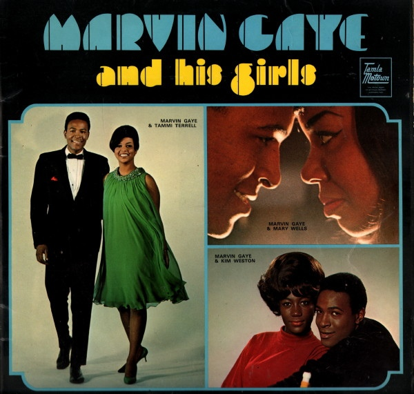 Gaye, Marvin Marvin gaye And His Girls