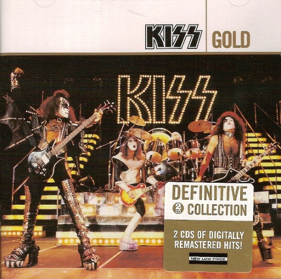 Kiss Gold (1974-1982)