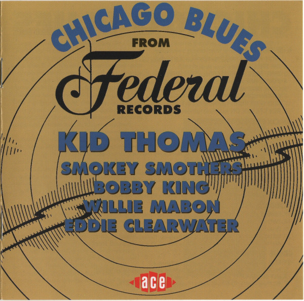 Various Chicago Blues From Federal Records