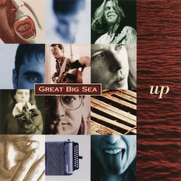 Great Big Sea Up Vinyl