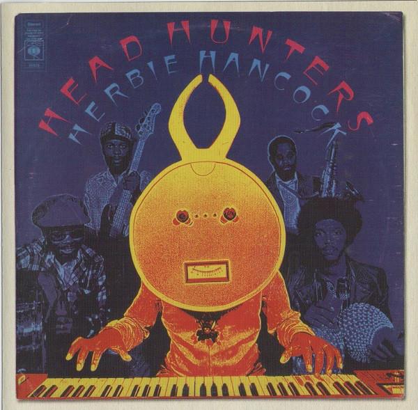 Hancock, Herbie Head Hunters Vinyl