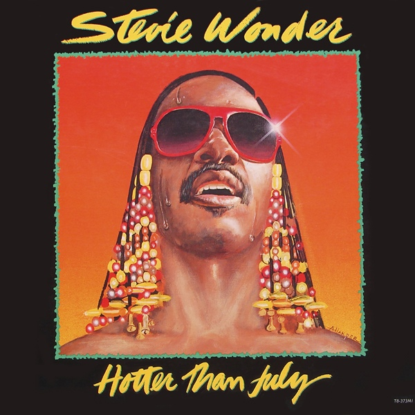 Wonder, Stevie Hotter Than July