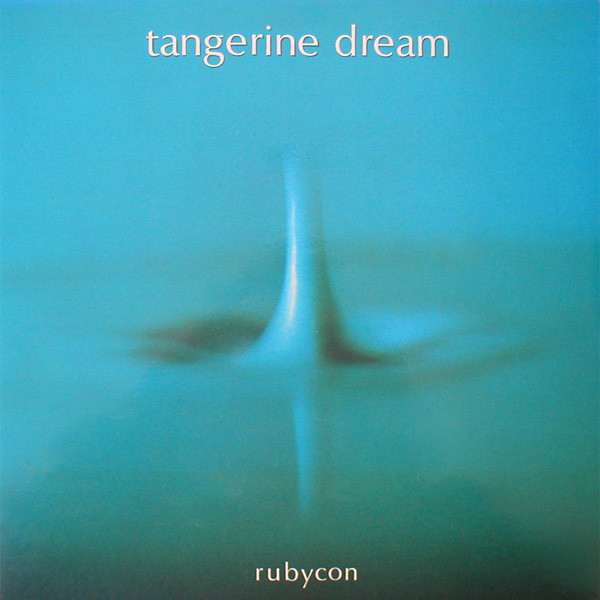 Tangerine Dream Rubycon Vinyl