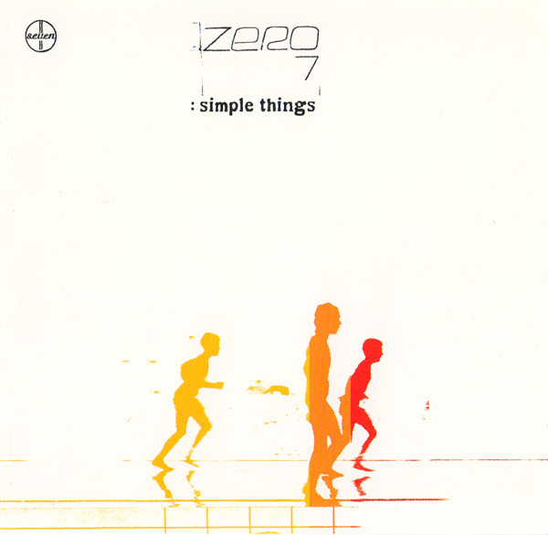 Zero 7 Simple Things CD