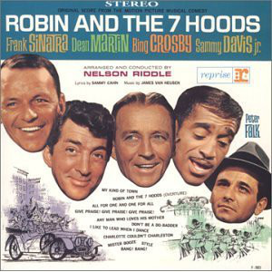 Various Robin And The 7 Hoods (Original Score From The Motion Picture Musical Comedy)  Vinyl