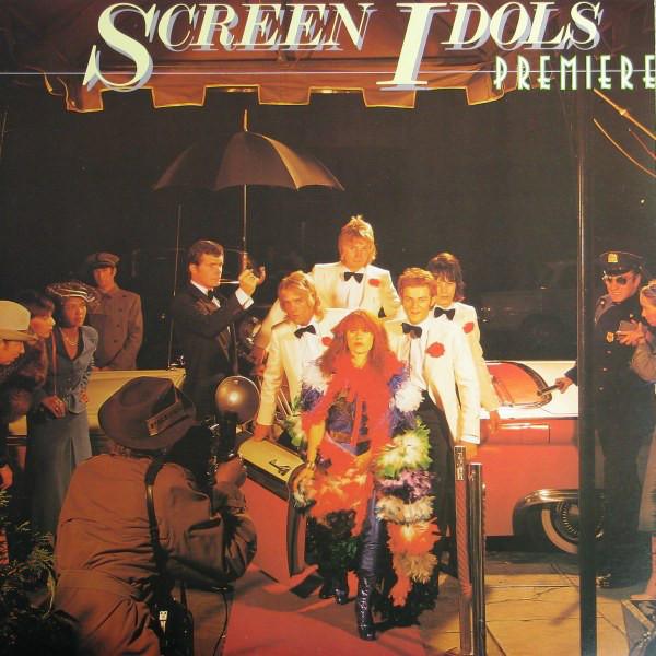 Screen Idols Premiere Vinyl