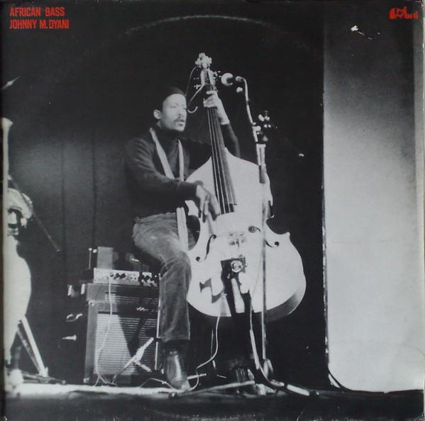 Johnny M. Dyani African Bass Vinyl