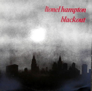 Hampton, Lionel Blackout Vinyl