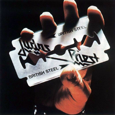 Judas Priest British Steel Vinyl