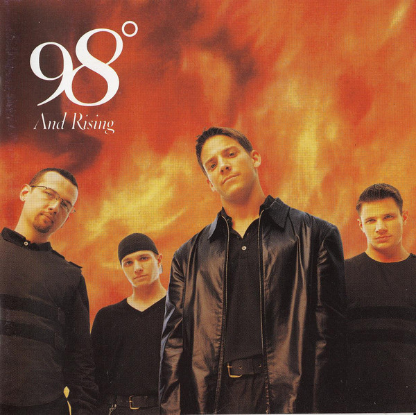98 Degrees 98 Degrees And Rising CD