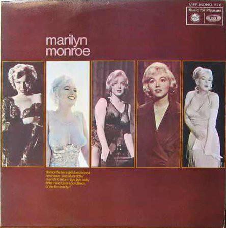 Monroe, Marilyn Marilyn Monroe Vinyl