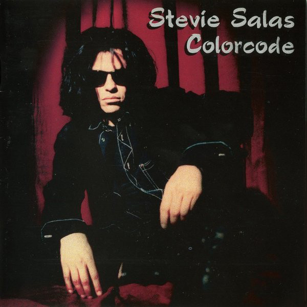 Salas, Stevie Colorcode CD