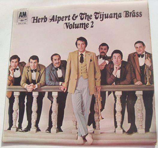 Herb Alpert's Tijuana Brass Volume 2 Vinyl
