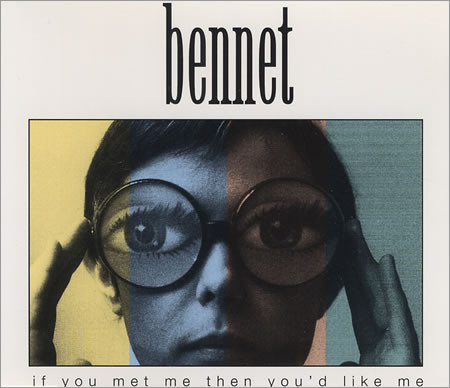 Bennet If You Met Me Then Youd Like Me Vinyl
