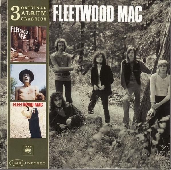 Fleetwood Mac Original Album Classics CD