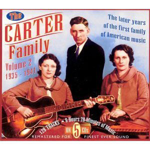 Carter Family Volume 2: 1935-1941 CD