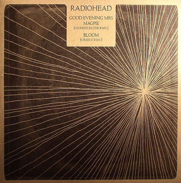 Radiohead Good Evening Mrs Magpie (Modeselektor RMX) / Bloom (Objekt RMX)