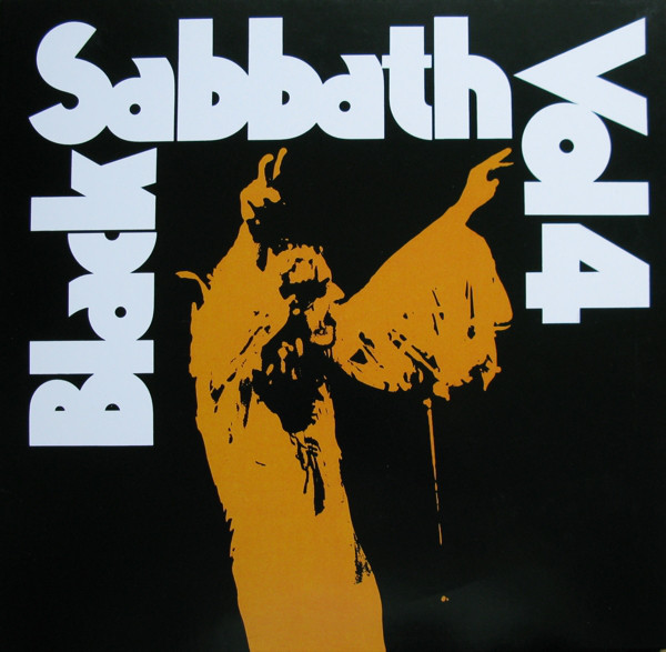 Black Sabbath Black Sabbath Vol 4