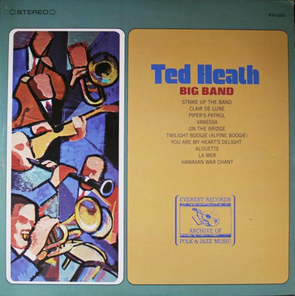 Heath, Ted Big Band Vinyl