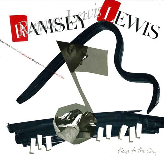 Lewis, Ramsey Keys To The City Vinyl
