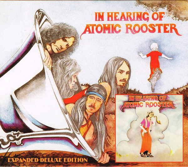 Atomic Rooster In Hearing Of  CD