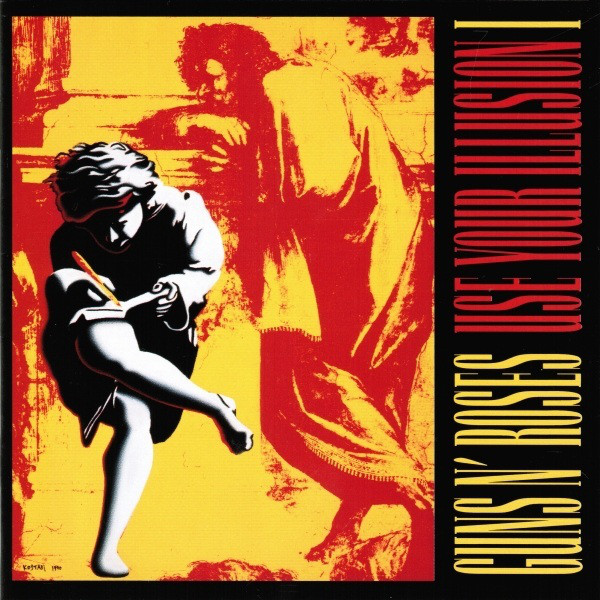 Guns N' Roses Use Your Illusion I