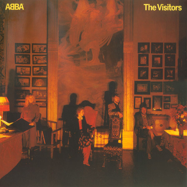ABBA The Visitors Vinyl