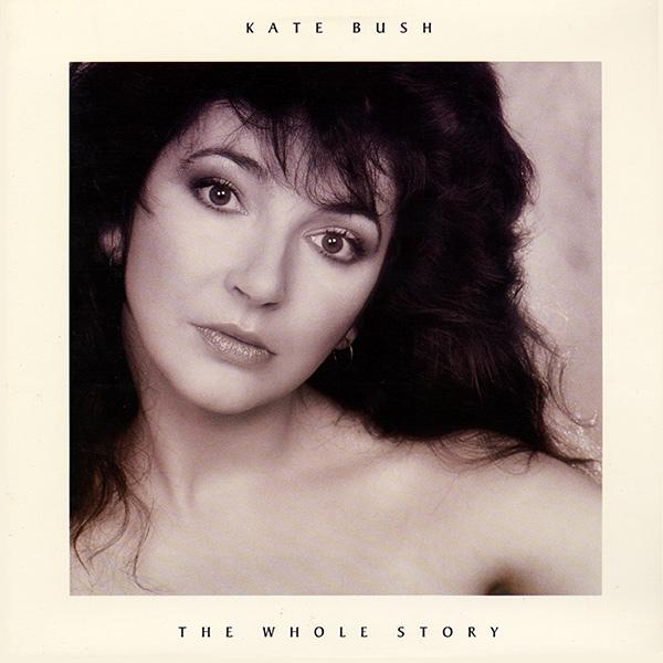 Kate Bush The Whole Story Vinyl