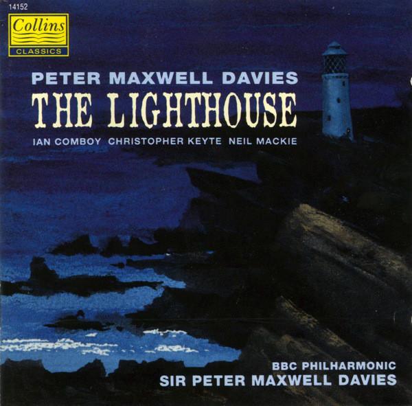Davies, Peter Maxwell The Lighthouse Vinyl
