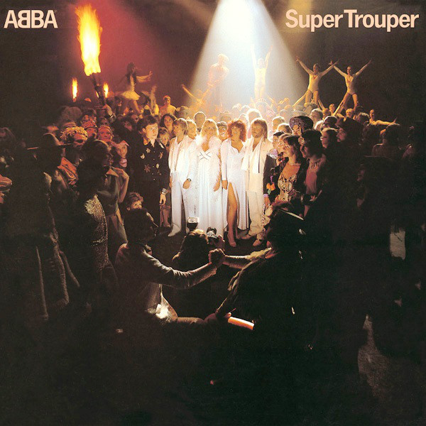 Abba Super Trouper Vinyl
