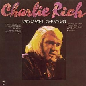 Rich, Charlie Very Special Love Songs
