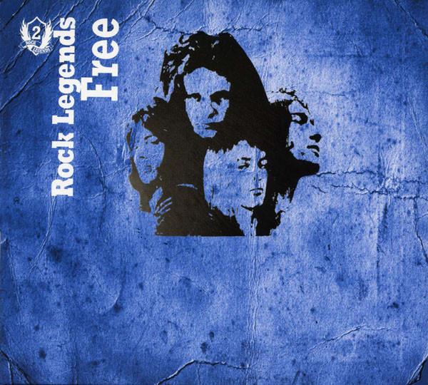 Free Rock Legends - Free Vinyl